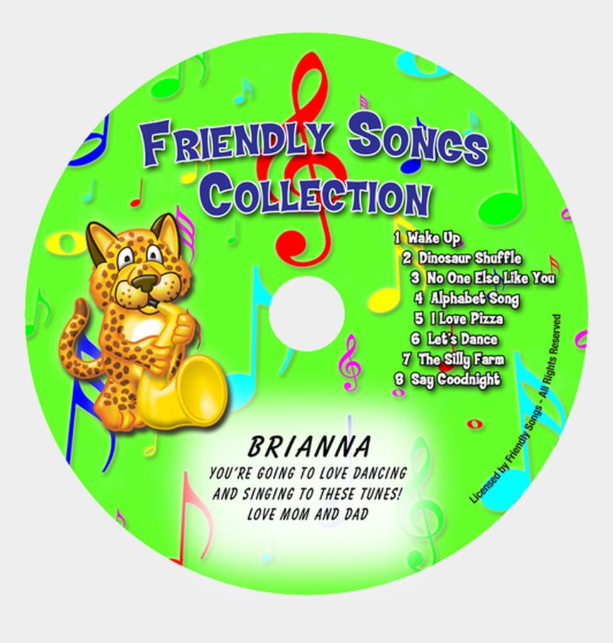 80 s dance clipart, Cartoons - Children's Music