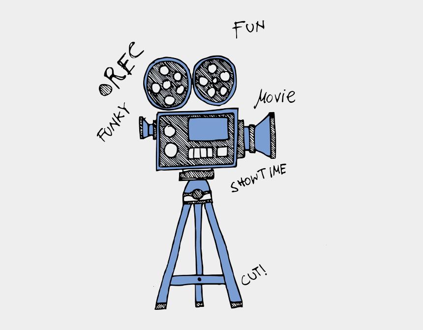 video recorder clipart, Cartoons - Video Camera