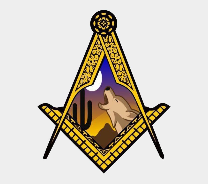 masonic clip art, Cartoons - Square And Compass Logo