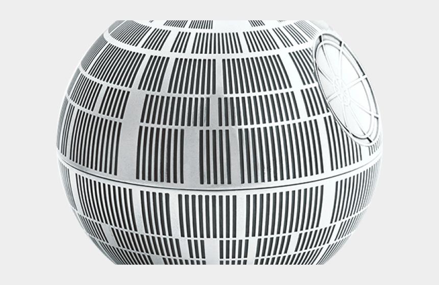 death star clipart black and white, Cartoons - Death Star Statue Star Wars