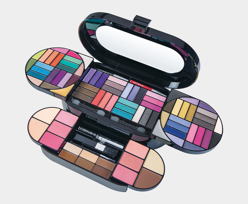 makeup palette clipart, Cartoons - Eye Shadow