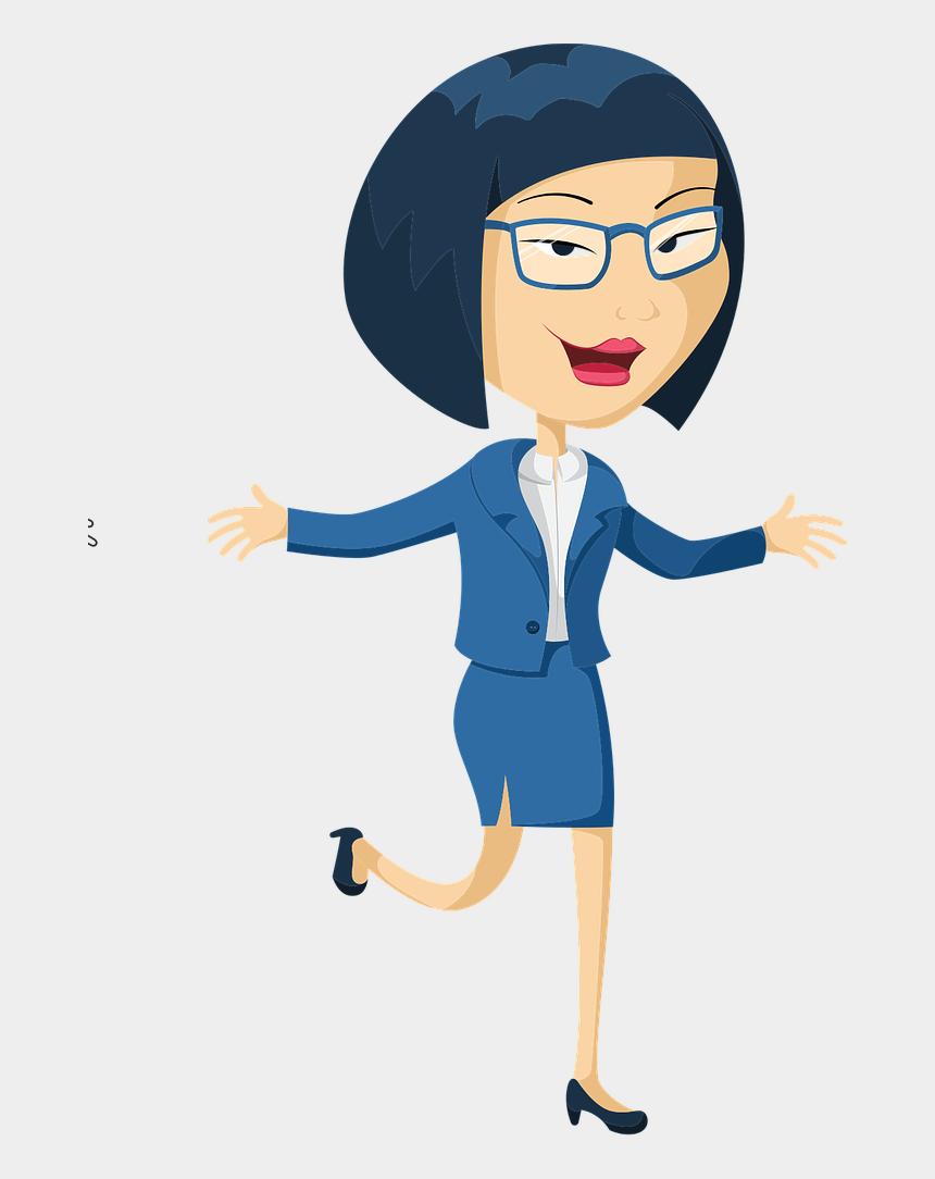 Gambar Kartun Wanita Png Gambar Kartun Wanita Karir Cliparts Cartoons Jing Fm
