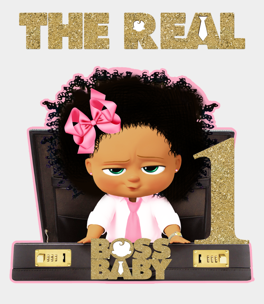 Boss Baby African American Girl Cliparts Cartoons Jing Fm