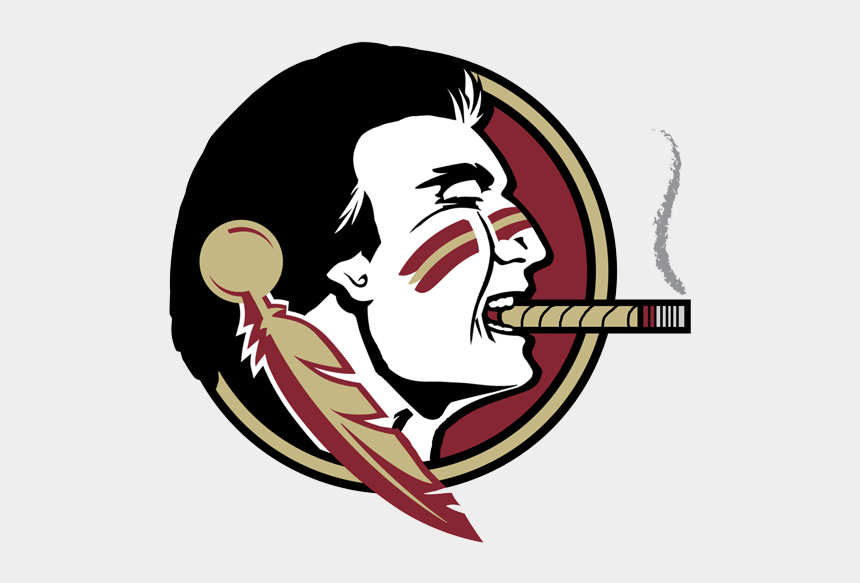 smoking cigar clipart, Cartoons - Florida State Seminoles Football