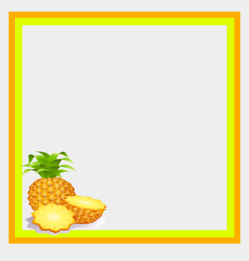 orange border clipart, Cartoons - Fruit Vector