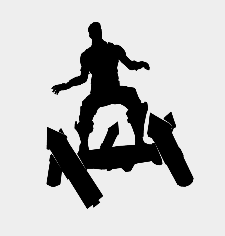 Fortnite Dance Moves Silhouette Cliparts Cartoons Jing Fm