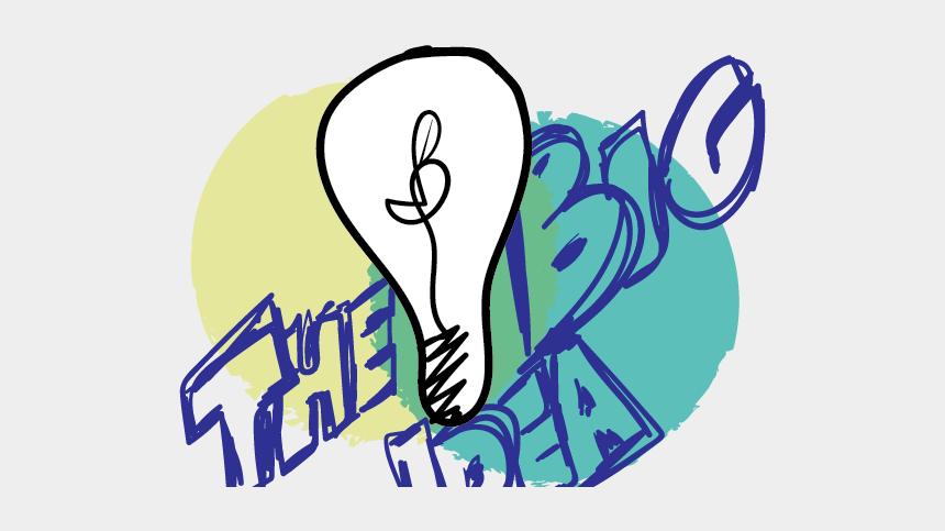 big idea clip art, Cartoons - Big Idea Clipart Transparent
