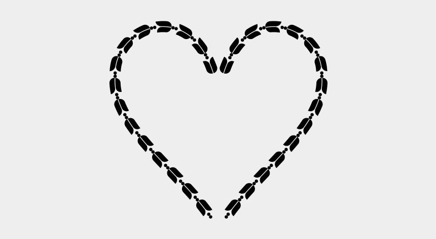heart wreath clip art, Cartoons - Ladies Gold Chain Png