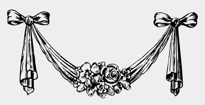 clipart design free download, Cartoons - Flower Decoration Clip Art