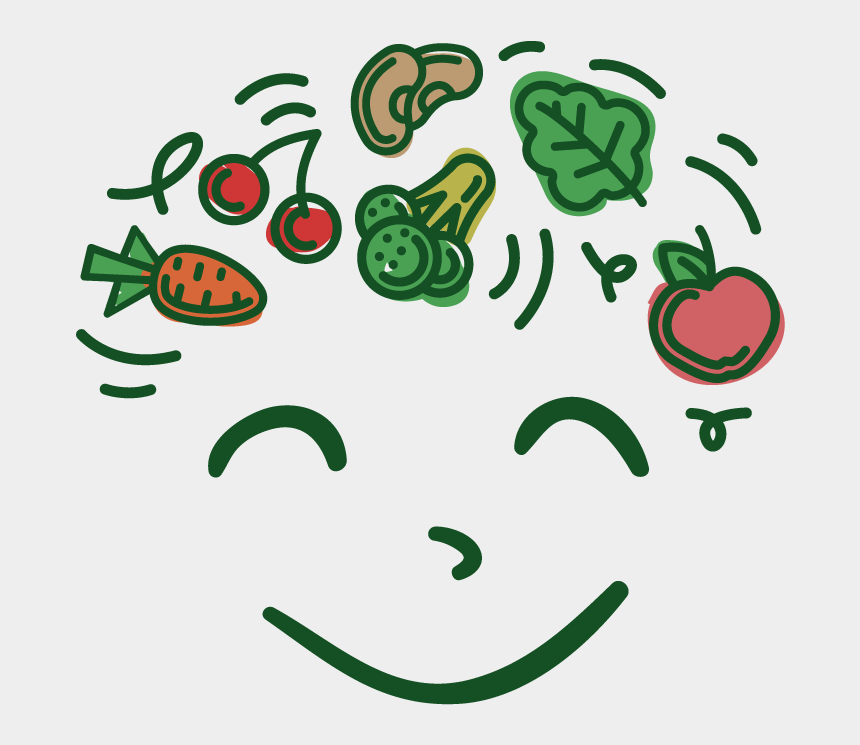 healthy child clipart, Cartoons - Kids Food Graphic