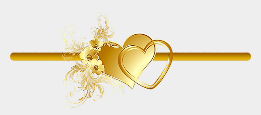gold leaves clip art, Cartoons - Gold Flower Decorative Frames Png