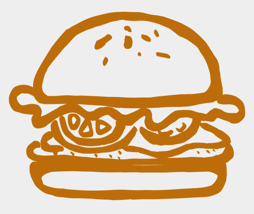 don t worry clipart, Cartoons - Chicken Sandwich Clipart Png