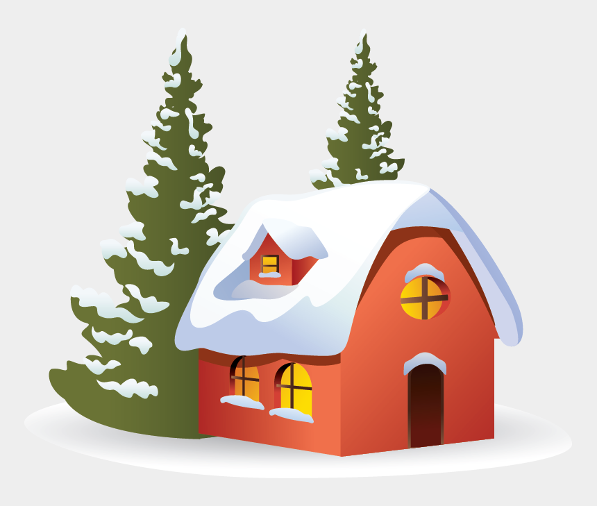 night cap clipart, Cartoons - Christmas House Clipart Png