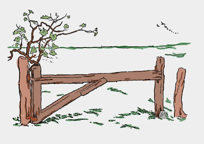 split rail fence clipart, Cartoons - Lumber