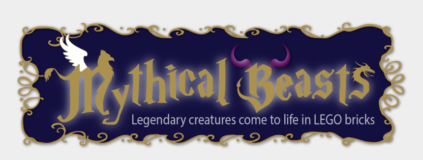 mythical creature clipart, Cartoons - Lego Mythical Creatures Figures