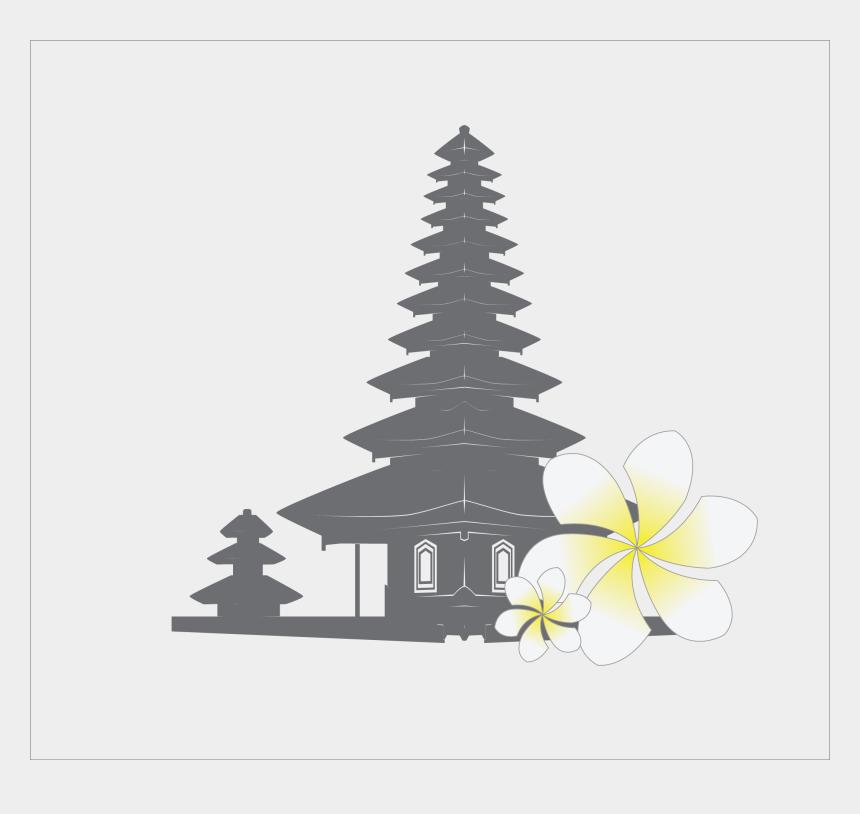 japanese pagoda clipart, Cartoons - Selamat Hari Raya Nyepi 2019