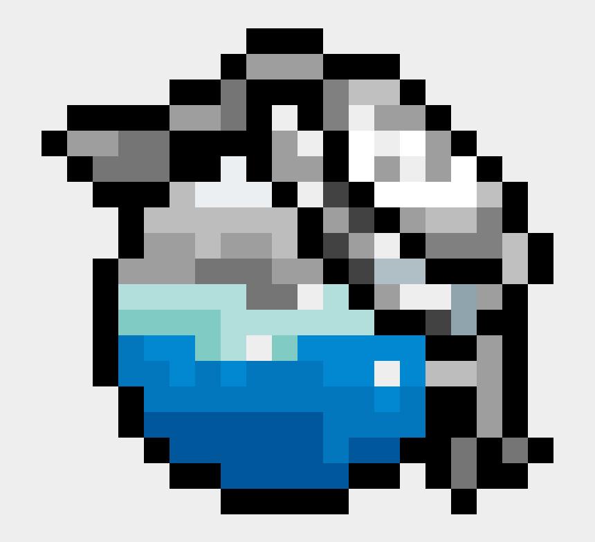 fortnite clipart black and white, Cartoons - Pixel Art Fortnite Shield Potion