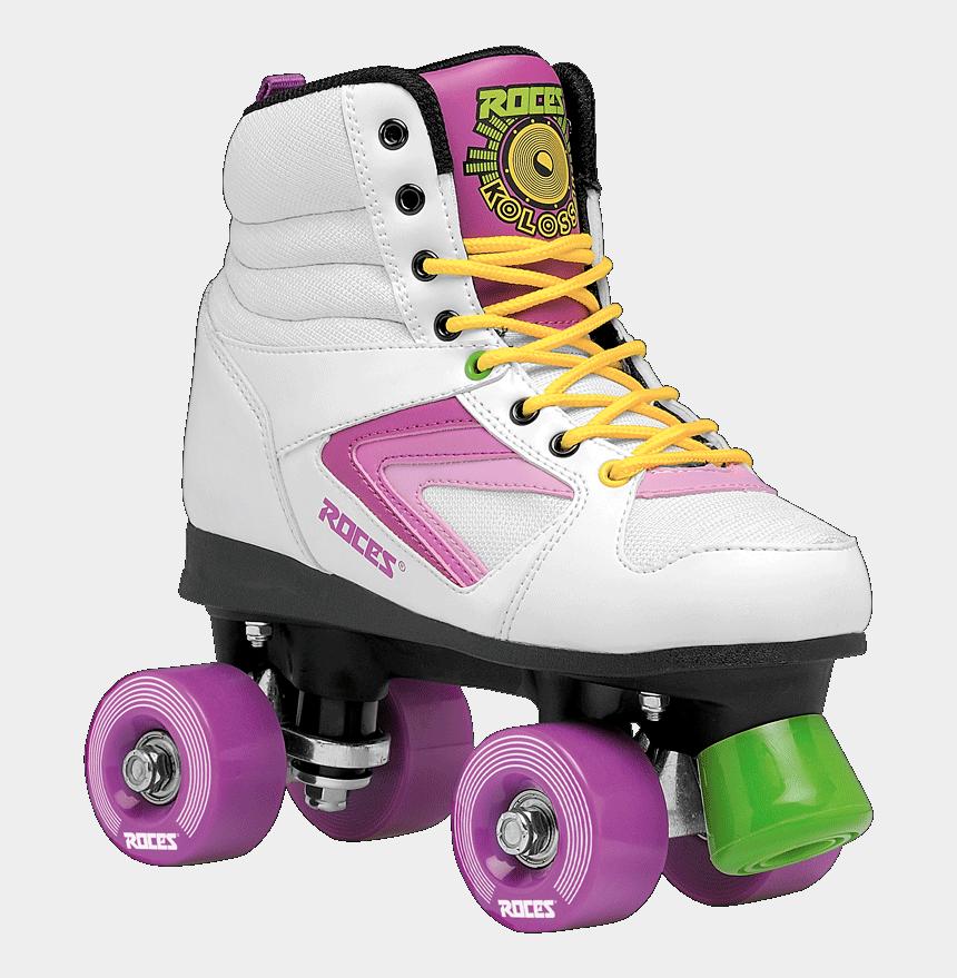 80 s roller skates clipart, Cartoons - Roces Kolossal