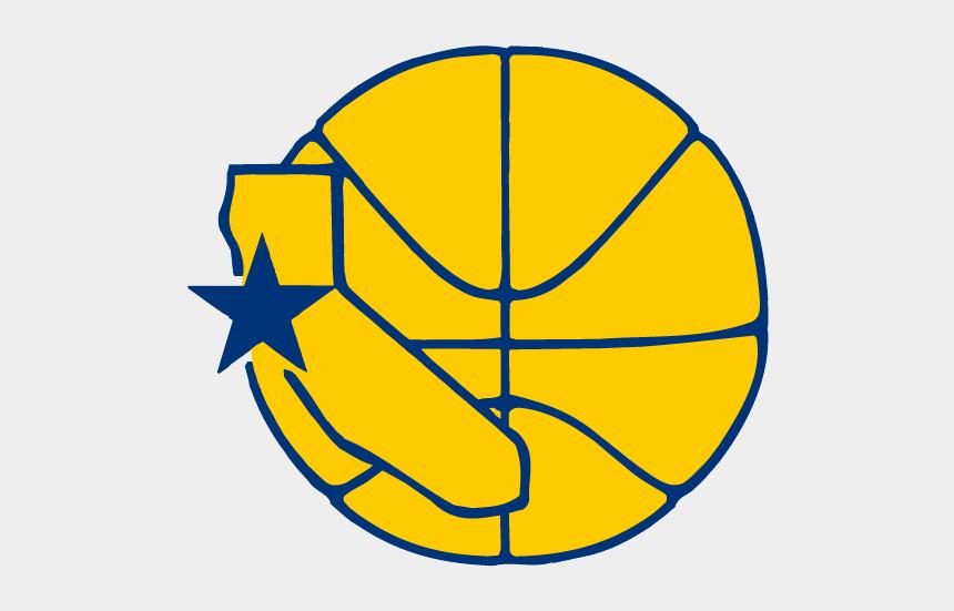 golden state warriors clip art, Cartoons - Golden State Warriors California Logo