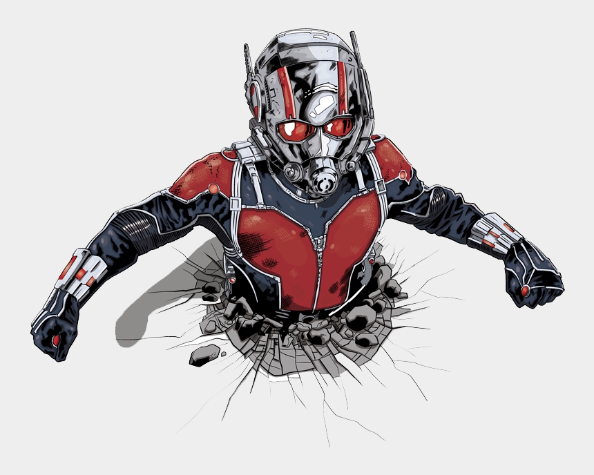 ant man clipart, Cartoons - Ant Man No Background