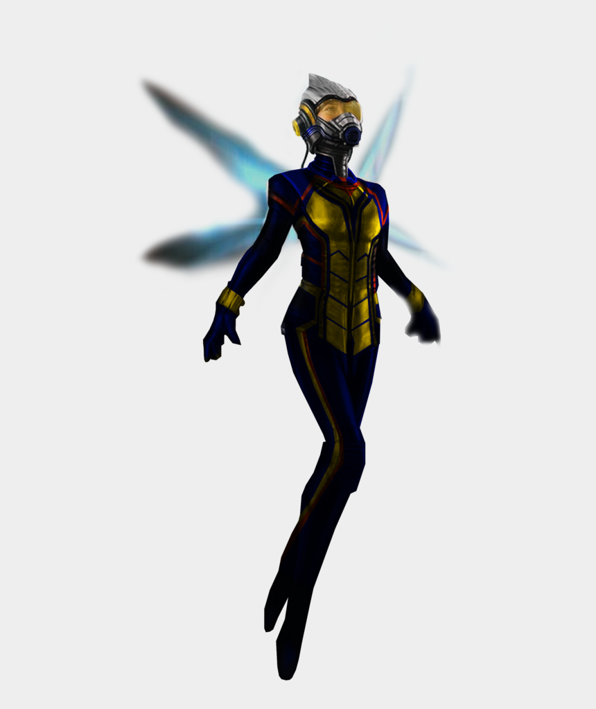 ant man clipart, Cartoons - Wasp Png Ant Man