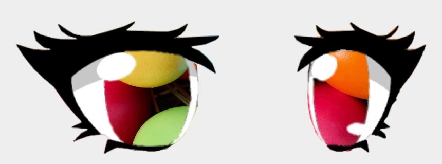 green easter egg clipart, Cartoons - Gacha Life Eyes