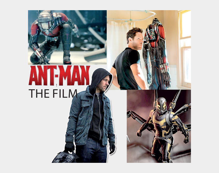 ant man clipart, Cartoons - Action Film