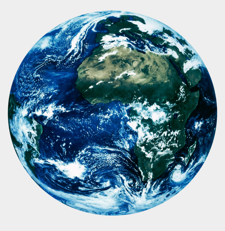 planet clipart, Cartoons - Earth Planet Png Clipart Background - Earth