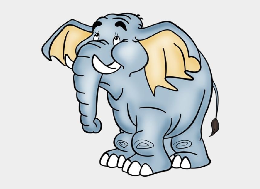 baby elephant clipart, Cartoons - Baby Elephant Png - Cartoon Elephant Image Png
