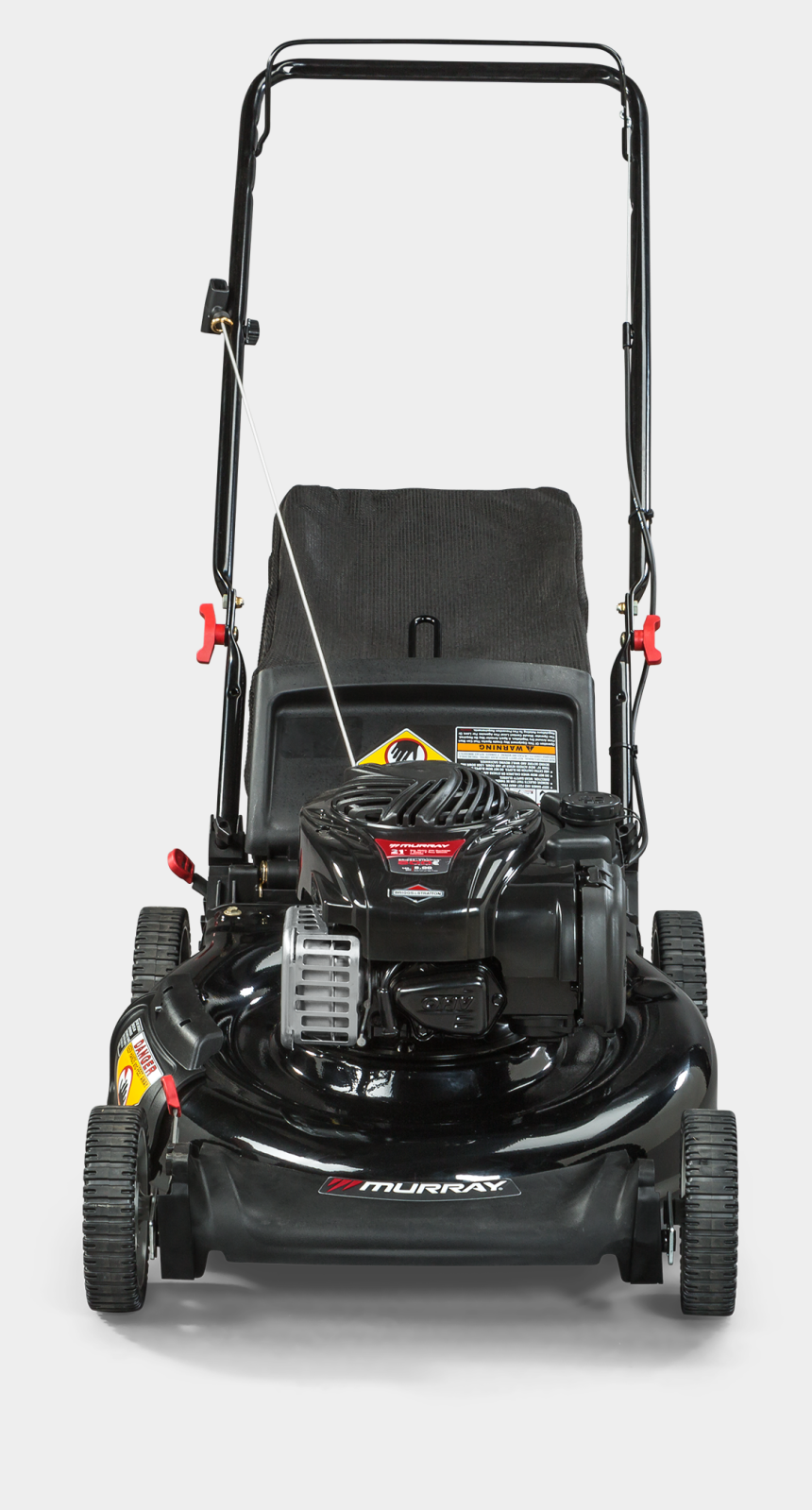 """lawn mower clipart, Cartoons - Murray 21"""" Gas Push Lawn Mower With Briggs And Stratton - Walk-behind Mower"""