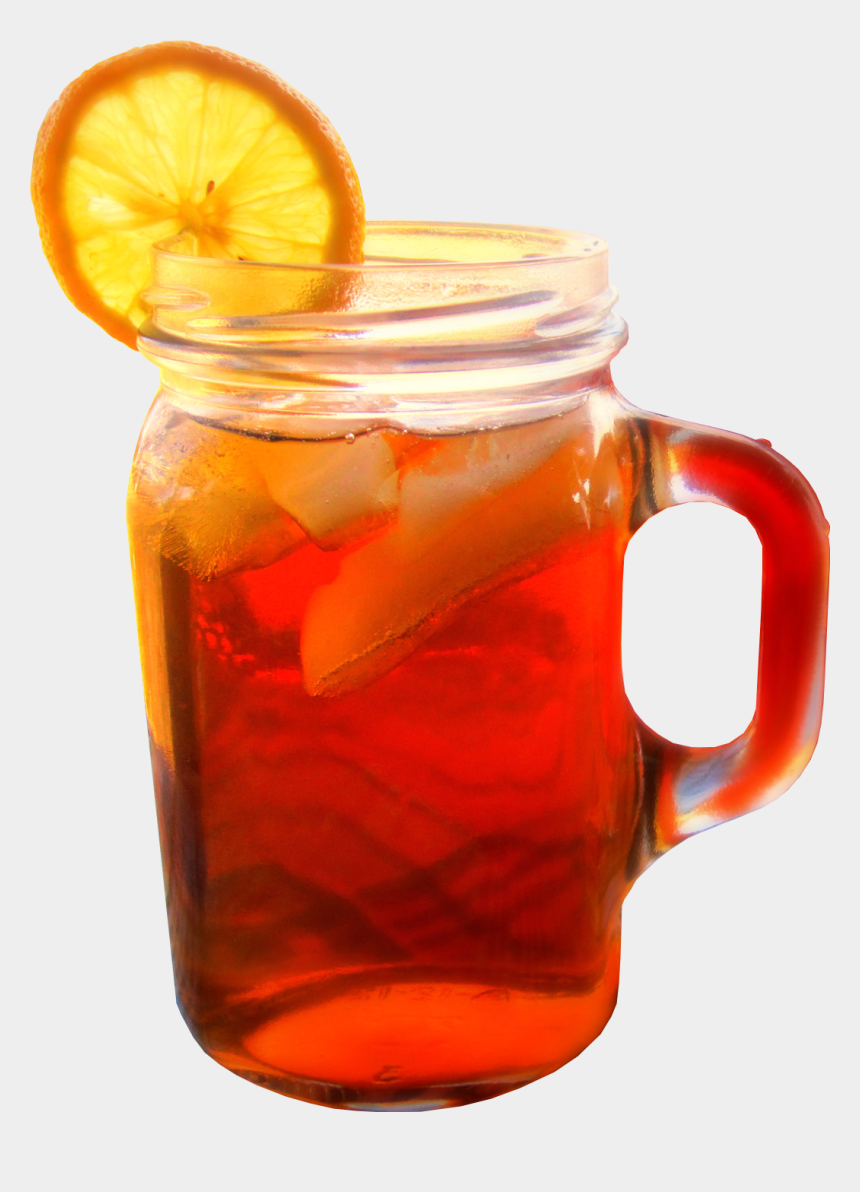 drink clipart, Cartoons - Drink Clipart Sweet Drink - Glass Of Iced Tea Png
