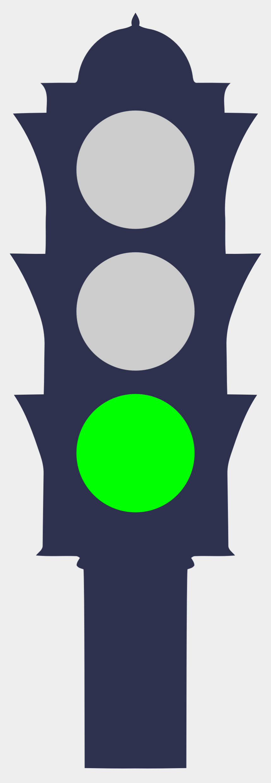 traffic light clipart, Cartoons - Traffic Light Green Png - Light Green Traffic Png