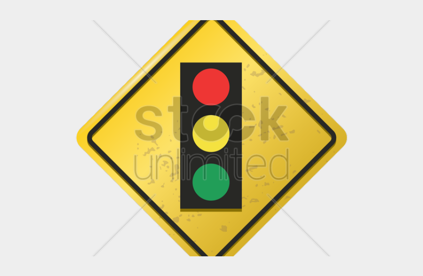 traffic light clipart, Cartoons - Traffic Light Clipart Project - Side Road Right Sign