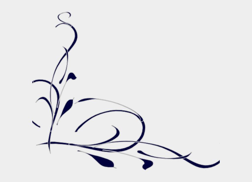 wedding bells clipart, Cartoons - Wedding Graphics Png - Grey Floral Border Png