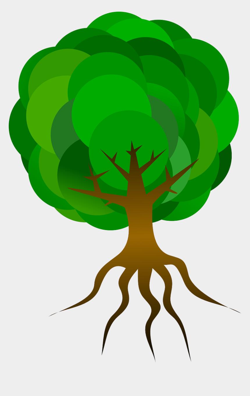 plants clipart, Cartoons - Plants Clipart Cartoon - Cartoon Roots Of A Tree