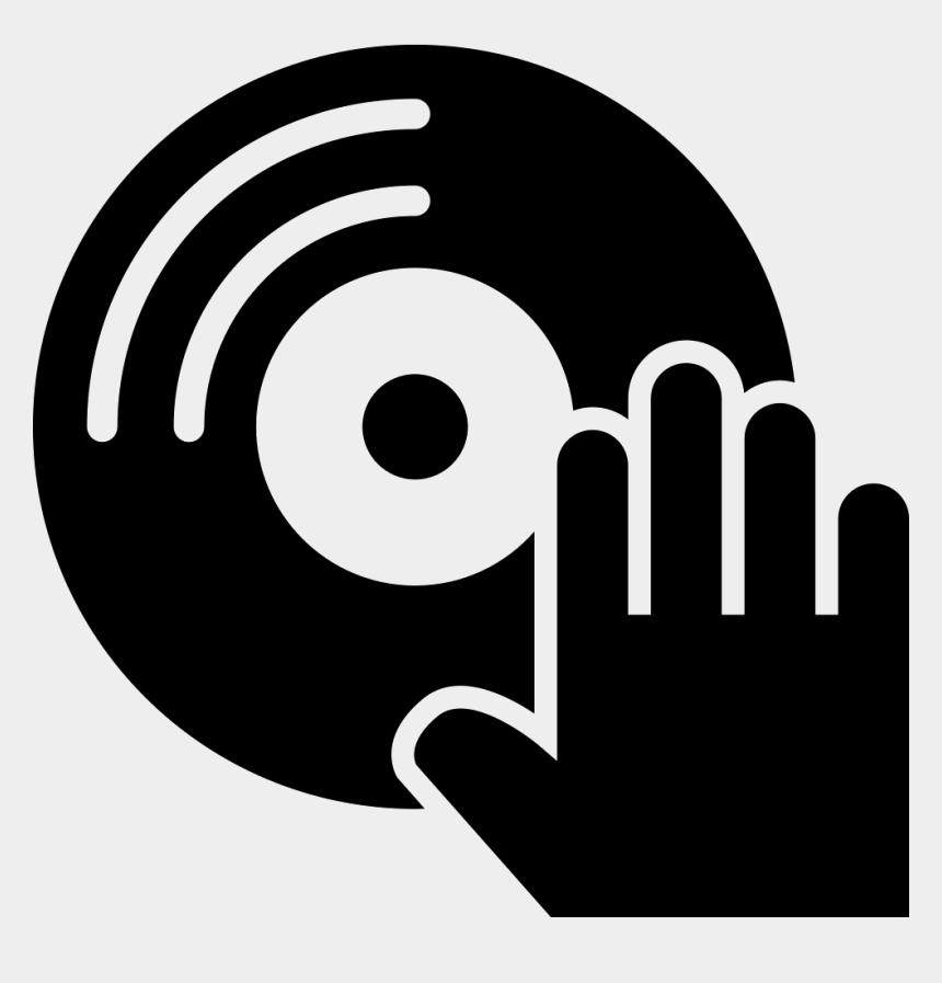 dj clipart, Cartoons - Dj Png Icons - Dj Disk Png