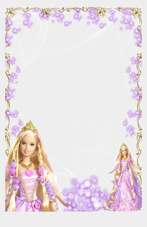 barbie clipart, Cartoons - 19 Barbie Banner Free Library Mariposa Huge Freebie - Caratulas De Barbie Para Cuadernos