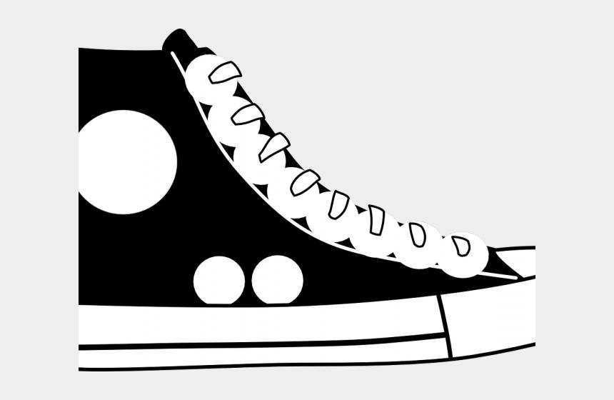 sneaker clipart, Cartoons - Converse Clipart Different Shoe - Cartoon Shoe Clip Art