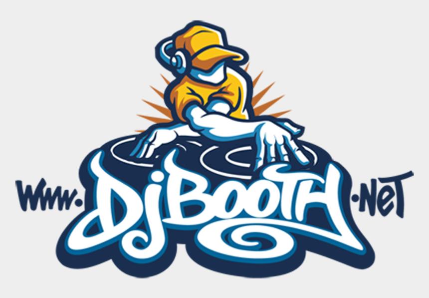 dj clipart, Cartoons - Dj Clipart Hip Hop - Hip Hop Dj Logo