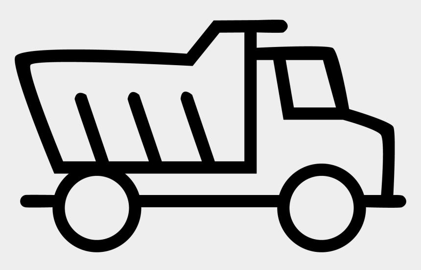 transportation clipart, Cartoons - Engineering Ⓒ - Coloring Black And White Clipart Transportation