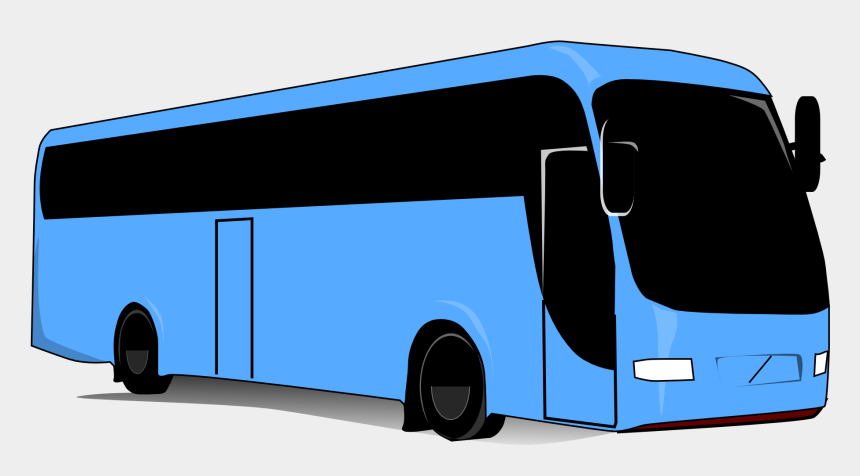 transportation clipart, Cartoons - Picture Free Stock Transportation Clipart - Tour Bus Clip Art