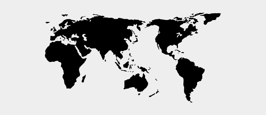 world map clipart, Cartoons - View All Images-1 - Map Of Rats In The World