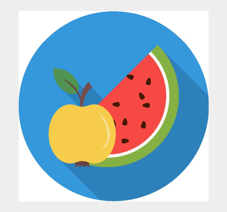 healthy food clipart, Cartoons - Nutrition Clipart Health Conscious - Seedless Fruit