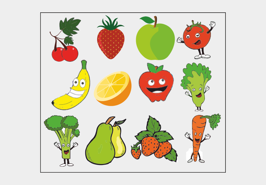 healthy food clipart, Cartoons - Lunchbox Clipart Healthy Eating - Fruit Clip Art