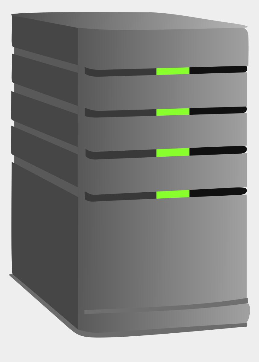 server clipart, Cartoons - Server Clipart