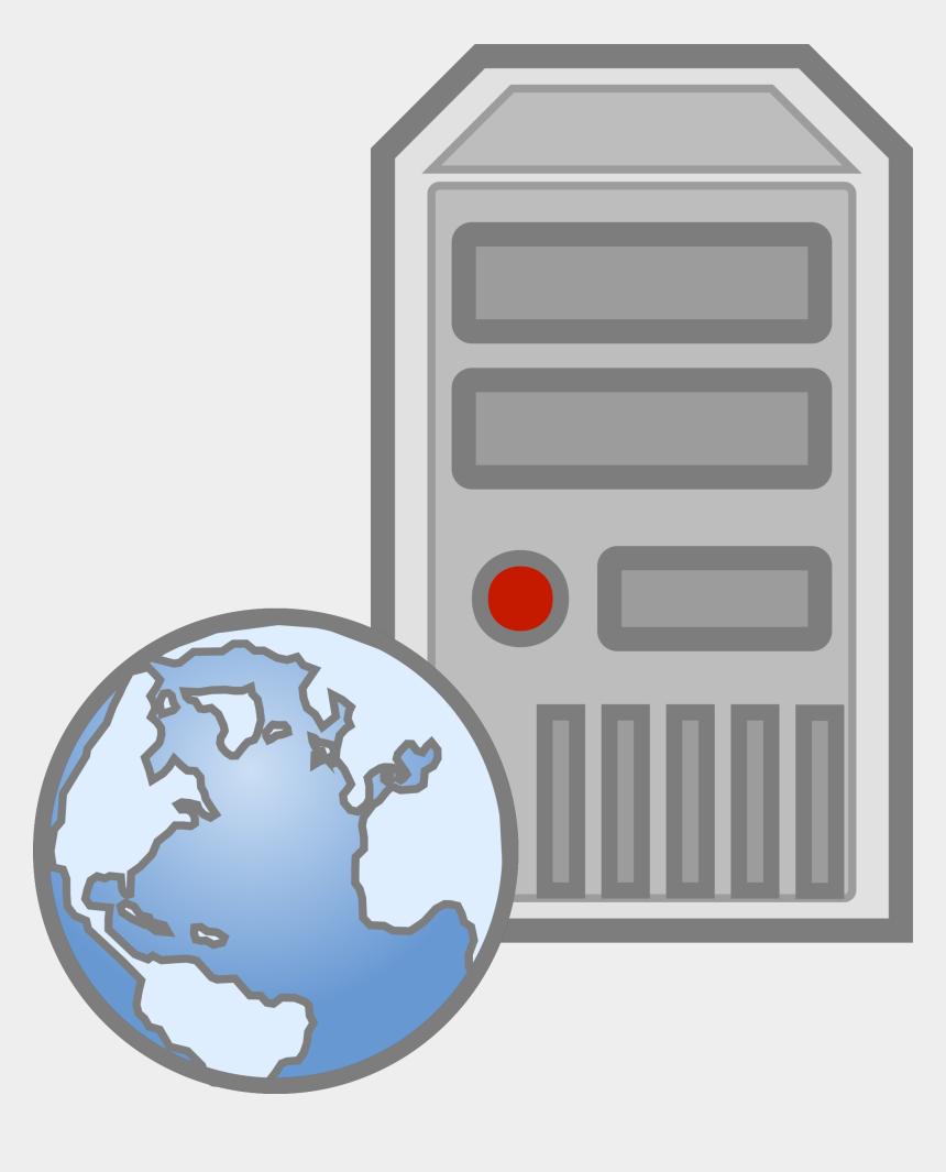server clipart, Cartoons - Png Web Icons - Web Server Clipart