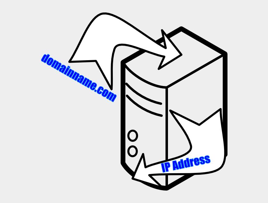 server clipart, Cartoons - Dns Server Clip Art - Server Clip Art