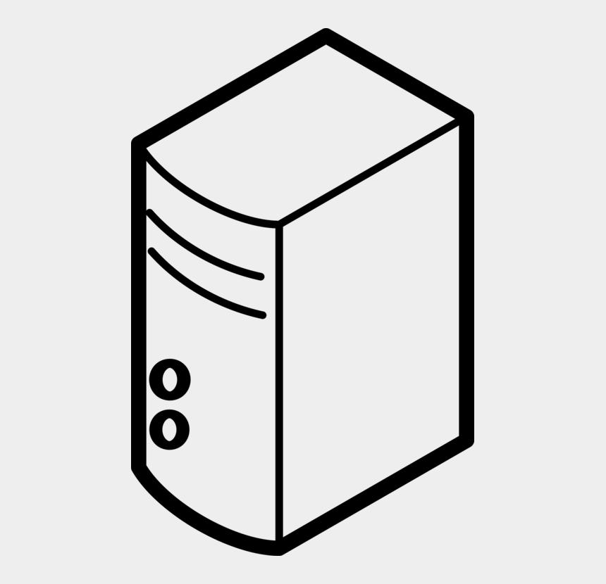 server clipart, Cartoons - Computer Servers Computer Icons Web Server Image Server - Server Clipart Black And White