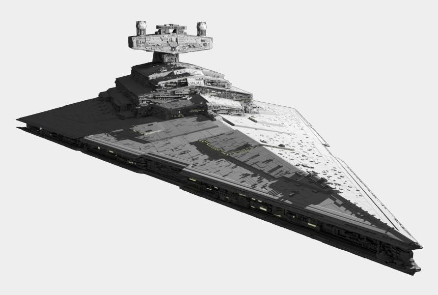 destroyer clipart, Cartoons - Star Wars Star Destroyer Png