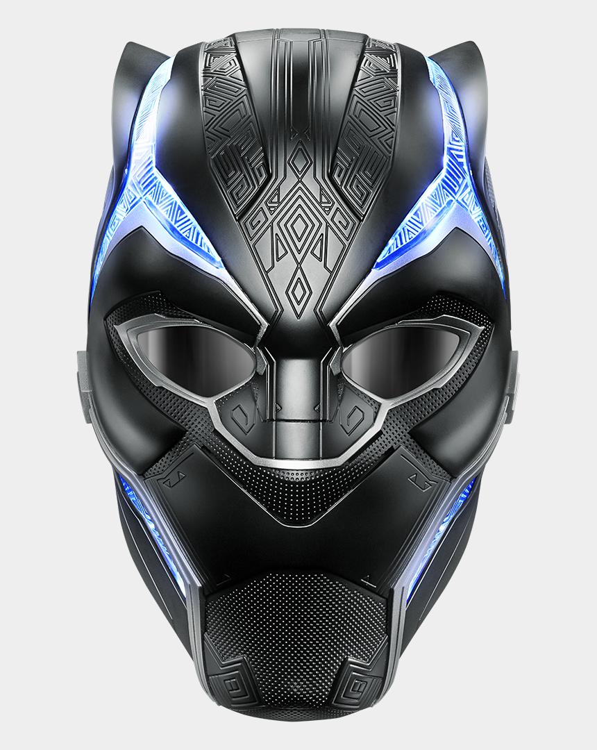 black panther mask clipart, Cartoons - Hasbro Black Panther Helmet